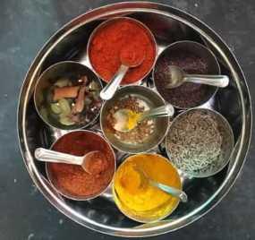 Die 6 Geschmacksrichtungen im Ayurveda