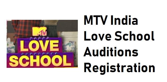 MTV Love School Audition