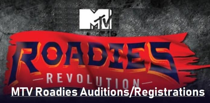 MTV Roadies Audition 2021