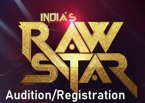 India's Raw Star Audition 2021 Digital