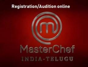 Masterchef Telugu Audition 2021