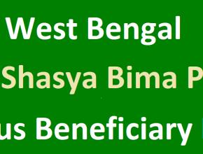 WB Crop Insurance Scheme 2021