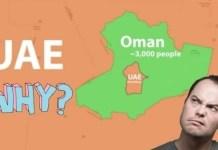 The Interesting Fact about Strange International Borders