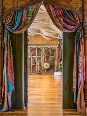 Meditation Room at True Nature Healing Arts