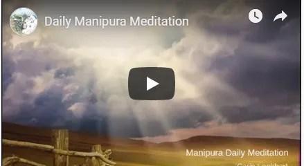 Manipura daily meditation image