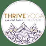 Thrive Yoga Logo