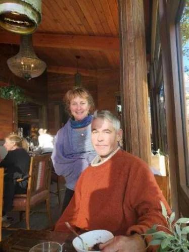 Julia and John