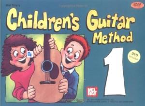 Mel Bay Children's Guitar Method Volume 1