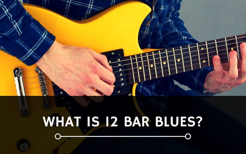 What is 12 bar blues?
