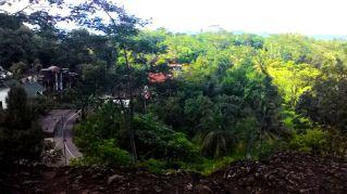 Ini pemandangan dari pendakian 5 menit