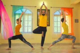 yoga and shamanism