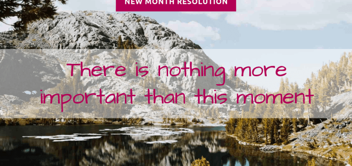 resolution of the month february - New Month Resolution - February