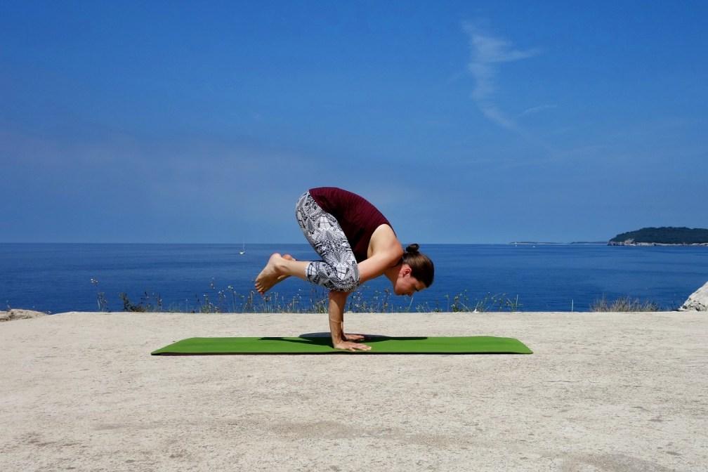 bakadhyanasana yogtemple - Yoga Asana Glossary