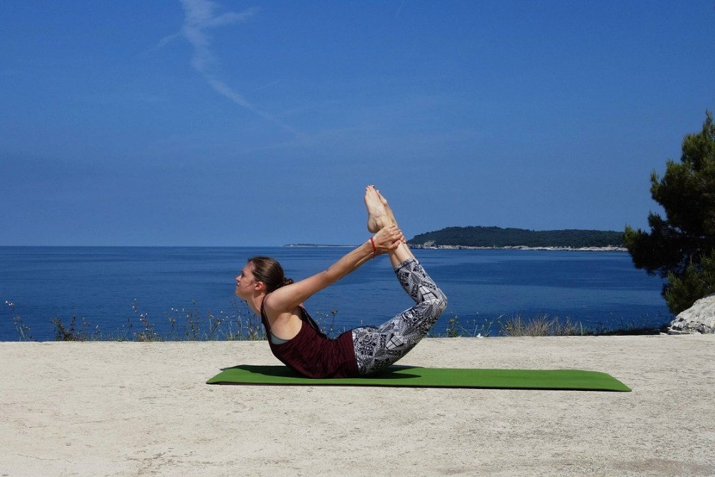 dhanurasana yogtemple - Yoga Asana Glossary
