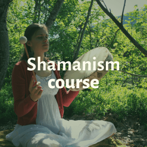 yogtemple shamanism course - Asana of the Month: Parvatasana