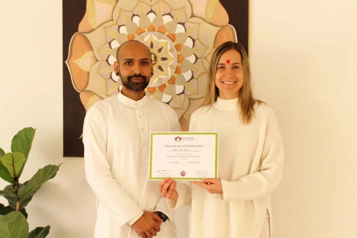 yogtemple yttc nadia2 - Yoga Teacher Training Sweden
