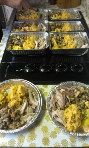 thanksgiving leftovers