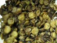 dehydrated pepper seeds