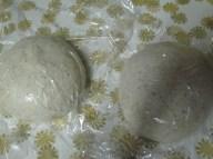 roasted garlic sourdough buns