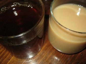 coffee kefir