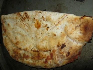 homemade pita pockets