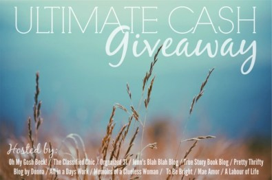 Ultimate Cash Giveaway February 2015