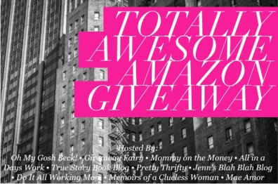 totally awesome giveaway