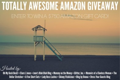 Totally Awesome Amazon Giveaway - March 2015