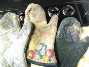 old mitts