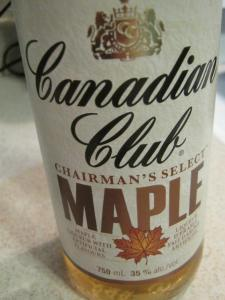 maple liqueur