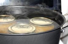 water bath canning basics