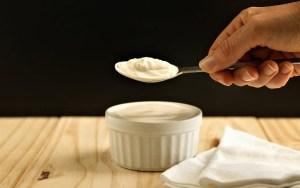Receita Iogurte Grego