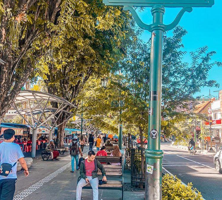 Information about the historic Maliboro Street