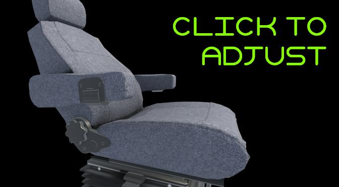 Verge 3D Chair