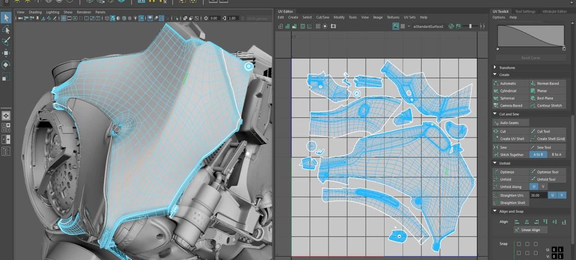 Solusi Panning Maya 3D Menggunakan Trackpad Macbook Pro