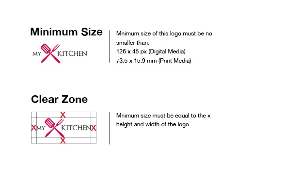 Logo Size and Placement - Creating a Style Guide