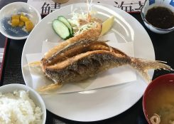 Deep Fried Fish, Okinawa