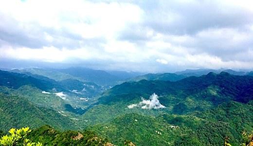 台湾の山へ登山してきました。大自然の中でこれからの生きる本質について考える