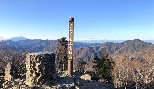 『雲取山②』東京都最高峰!下山、古えの三峯神社へ