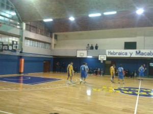 Hebraica vs Malvín U19