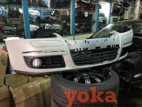 Jetta 5 Front Bumper