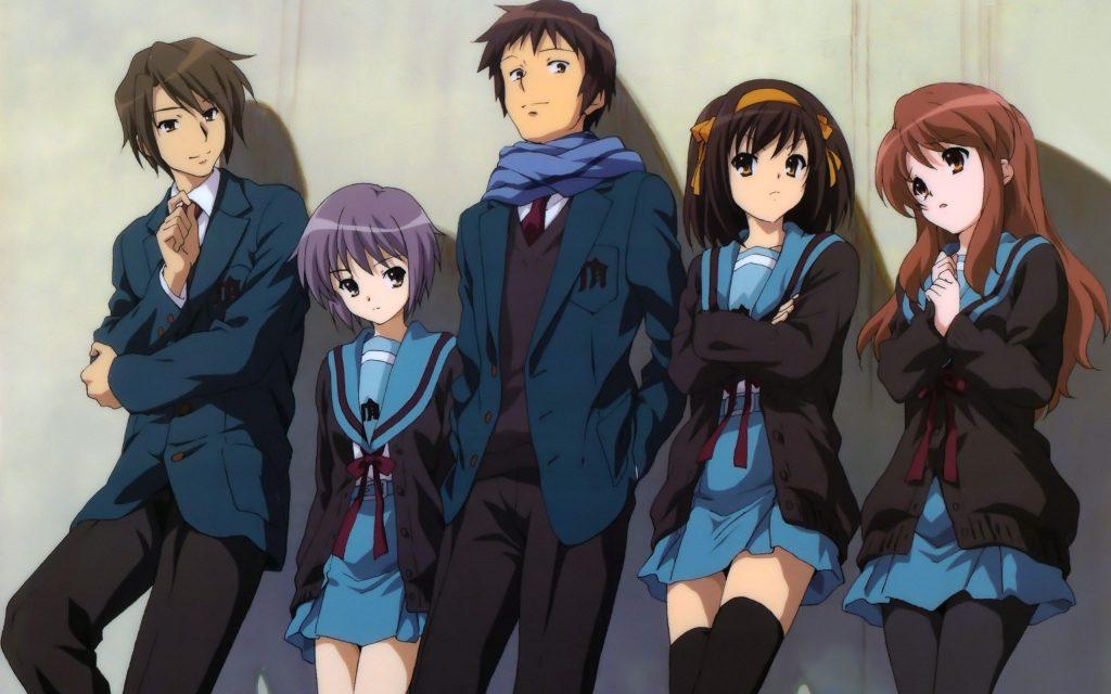 10 Animes Sobre A Vida Na Escola – YokaiPop