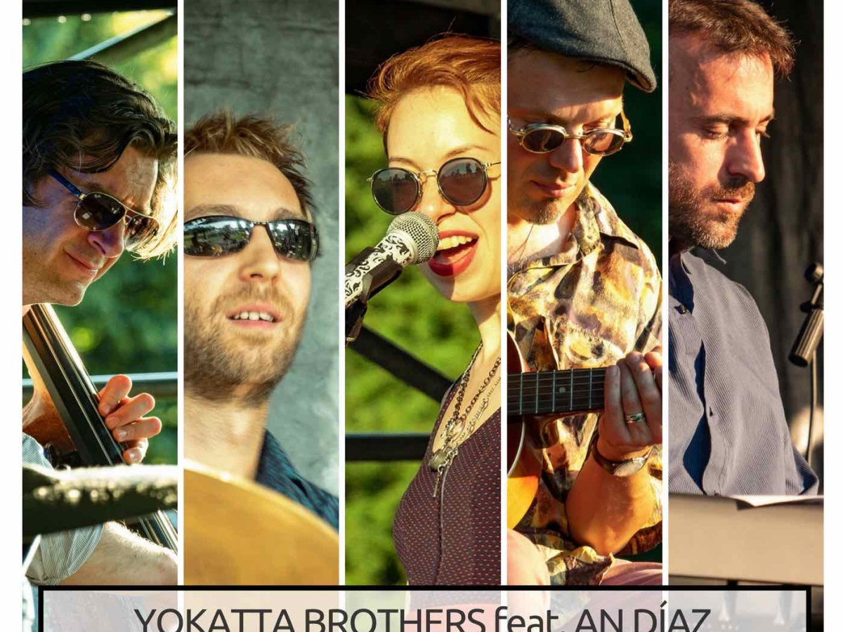 Arras' blue skies – EP – Yokatta brothers feat. An Díaz