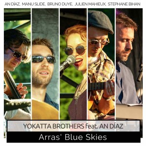 Yokatta brothers feat. An Díaz - Arras' blue skies