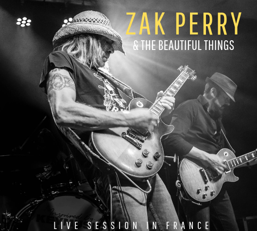Zak Perry and the beautiful things – Live in France
