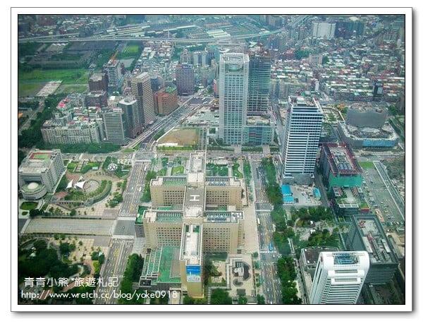 ◆台北景點【101觀景台】登上台北101觀景台