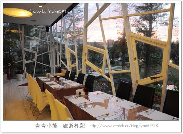 竹景觀餐廳.雲水一方