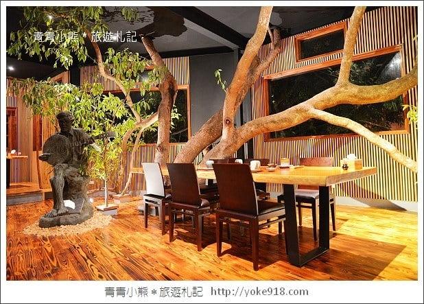 埔里美食.雕之森手創料理樹屋餐廳~在樹屋裡用餐