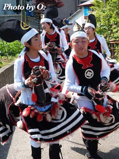 白符荒馬踊り 2005