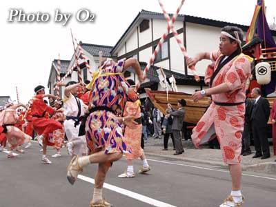 白神タナバタ 全道奴振り大会 2006